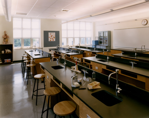 Arlington Catholic Lab Classroom Space