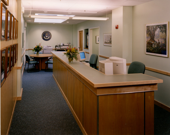 Arlington Catholic Office Space